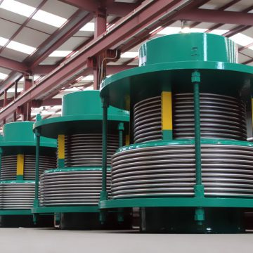 In-Line Pressure Balanced and High Pressure Expansion Joints-1
