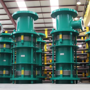 In-Line Pressure Balanced and High Pressure Expansion Joints-2