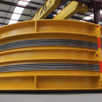 Large Double Hinged Expansion Joint DN 4730 mm-2