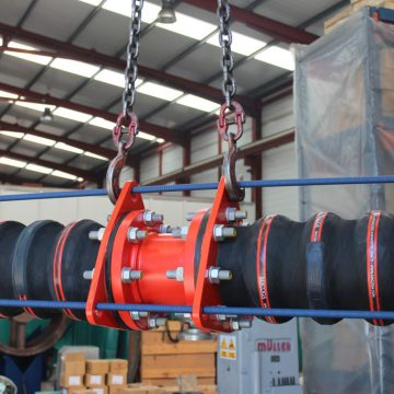 MAC-FT3 Series MACOGA Rubber Expansion Joints