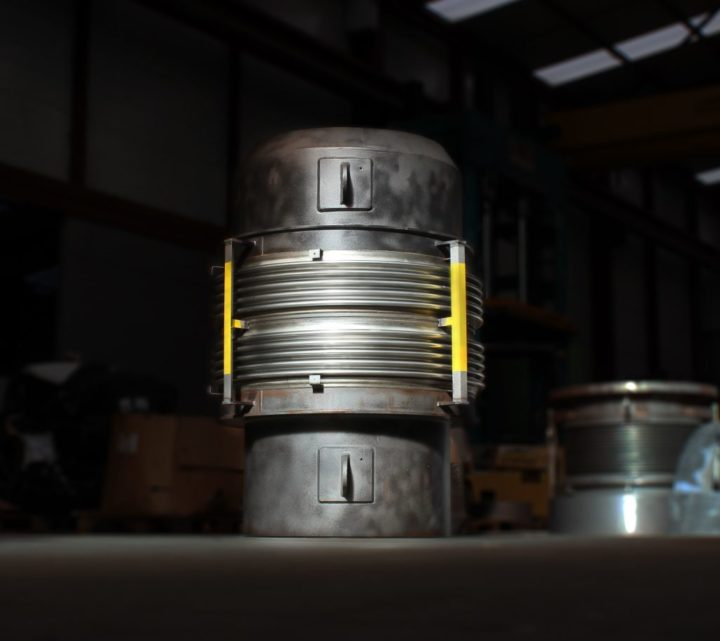 UOP FCC Reactor Internal Expansion Joint